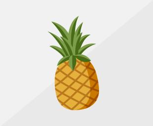 Procesos de producción Pineapple